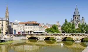 Baheux: Balade commentée sur l'historie du Metz Médiévalpour 2 ou 4 personnes dès 9 € avec André Baheux