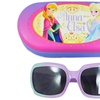 Frozen Licensed Kid's Sunglasses with Case