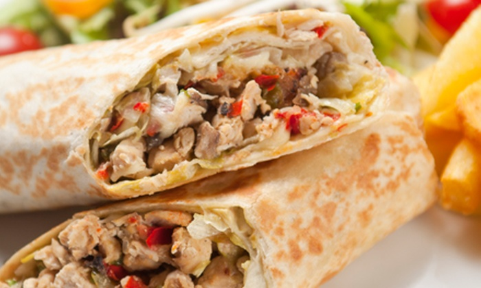 Big Burrito on the Square - Downtown Marietta: $11.49 for Three Groupons, Each Good for One Burrito and One Drink at Big Burrito on the Square ($22.74 Value)