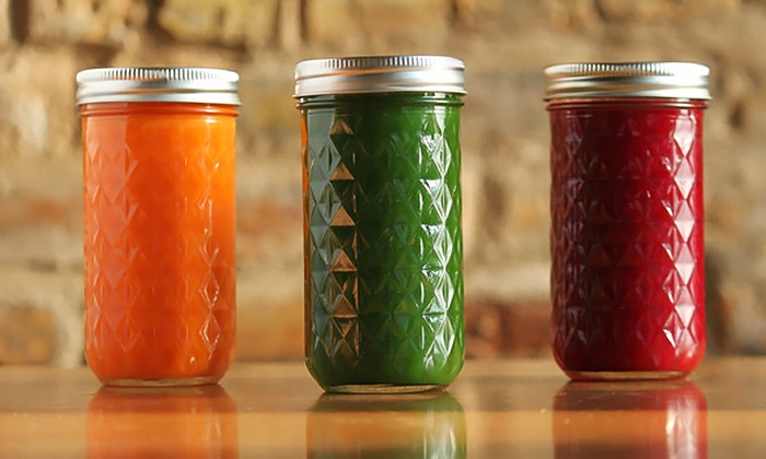 Cooked Chicago: One- or Three-Day Juice Cleanse from Cooked Chicago (Up to 50% Off)