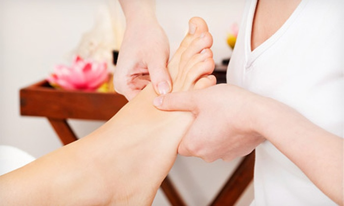 Ma'ati Spa - Downtown Winston-Salem: One, Three, or Five 60-Minute Reflexology Sessions at Ma'ati Spa (Up to 66% Off)