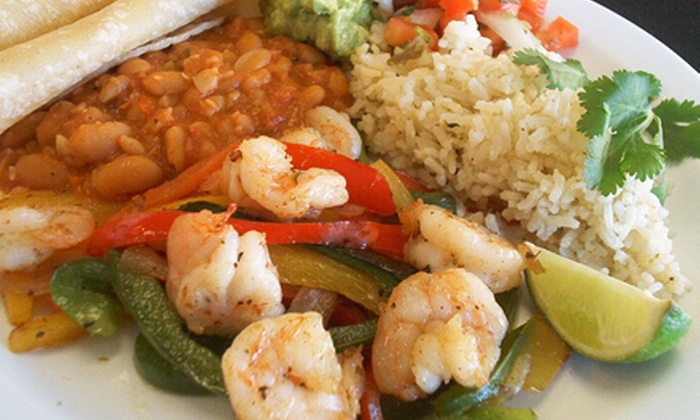 Mamasota's In & Out - Industrial Equipment Center: Mexican and American Food or Catering at Mamasota's In & Out (Half Off)