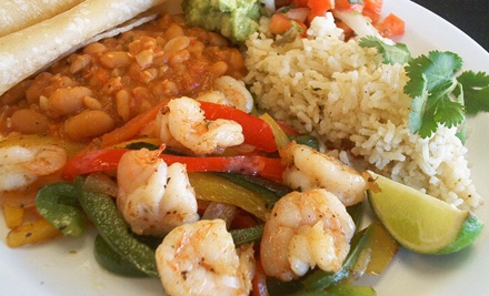 Mexican and American Food or Catering at Mamasota's In & Out (Half Off)