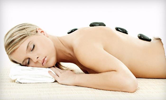 Sans Souci Holistic Bodycare - Hoboken: $75 Worth of Spa Services