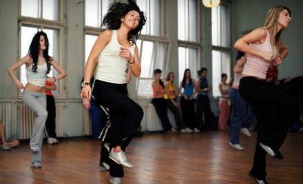 5 Zumba Classes (a $50 value) - Zumba with the Zeiglers in Chapel Hill