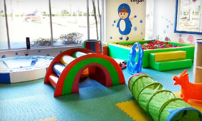 Everland Play - Dacula-Rocky Creek: Two Play Sessions at Everland Play (40% Off). Two Options Available.