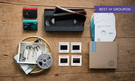 Digital Media Conversion from Southtree (Up to 78% Off). Three Options Available.