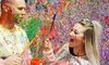Up to 31% Off Splatter Date at Pinspiration