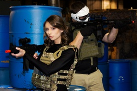 Airsoft Tulsa & Outdoor Sports: Airsoft Package for Two at Airsoft Tulsa & Outdoor Sports (Up to 50% Off)