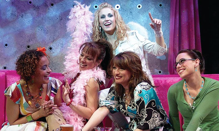 "Sherman Theater - Sherman Theater: ""Girls Night: The Musical"" at Sherman Theater on Saturday, April 25, at 8 p.m. (Up to 35% Off)"