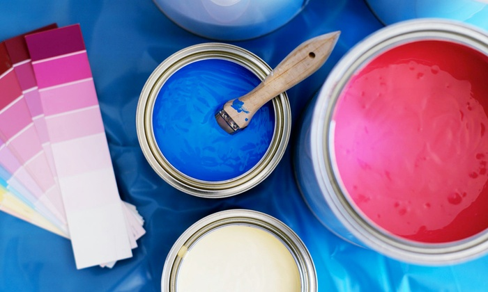 CT Paints - Nashville: Interior Painting for One, Two or Three Rooms at CT Paints (Up to 62% Off)