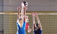 One-Month Membership at Maidstone Volleyball Club