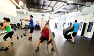 Triad Fitness: Up to 75% Off Fitness Classes at Triad Fitness