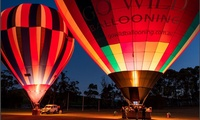 Weekend Hot Air Balloon Flight for One or Two People with Go Wild Ballooning