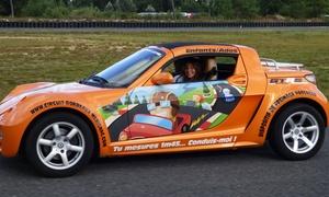 GTRS: Pilotage sur circuit pour enfants et adultes dès 13 € chez GTRS sur le Circuit de Merignac