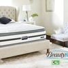 Simmons Beautyrest Recharge Pillow-Top Mattress Set