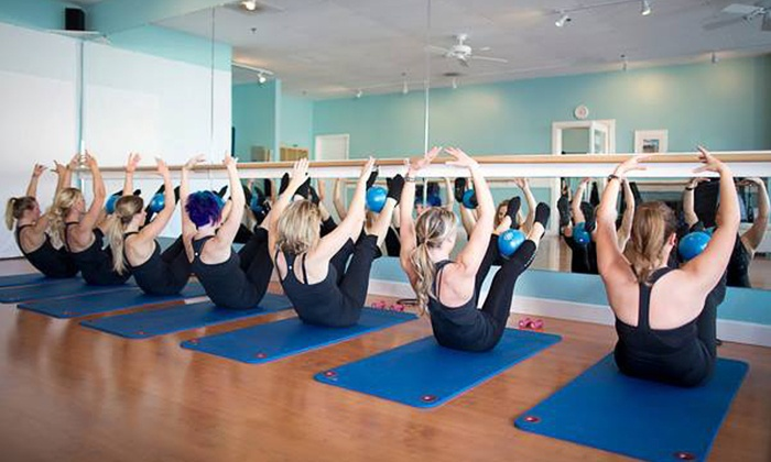 Fit in 60 - Torrey Preserve: 5 or 10 Barre Fitness Classes or Two Weeks of Unlimited Barre Fitness Classes at Fit in 60 (Up to 67% Off)