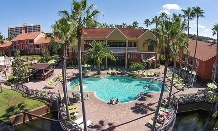 Stay at Legacy Vacation Resorts in Kissimmee, FL. Dates into July.