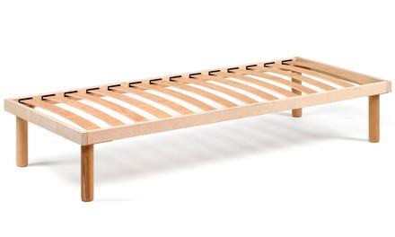 Reti ortopediche in legno di faggio Made in Italy disponibili in 3 dimensioni