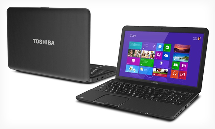 "Toshiba Satellite 15.6"" Laptops: $299.99 for a Toshiba 15.6"" Laptop (Manufacturer Refurbished) (Up to $466.99 List Price). Free Shipping and Returns."