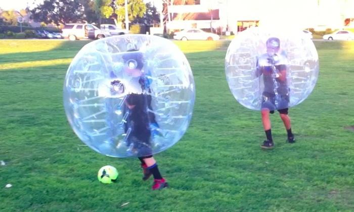 Santa Barbara & Ventura Bubble Soccer - Ventura County: $165 for $300 Worth of Soccer — Santa Barbara & Ventura Bubble Soccer