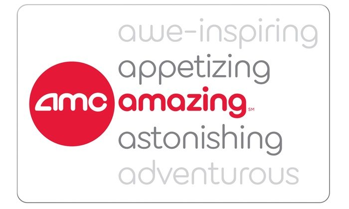 AMC Theatres - AMC Theaters: $25 Voucher to AMC Theatres + 10% Back in Groupon Bucks
