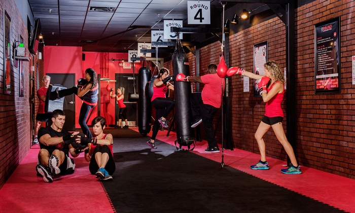 9Round Kickbox Fitness - Bethlehem: Two Weeks of Unlimited Kickboxing Classes or 10 Kickboxing Classes at 9Round Kickbox Fitness (Up to 76% Off)