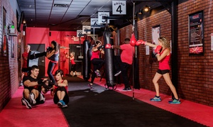 9Round Kickbox Fitness: Two Weeks of Unlimited Kickboxing Classes or 10 Kickboxing Classes at 9Round Kickbox Fitness (Up to 76% Off)
