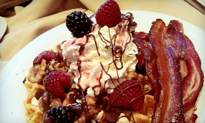 buku - Central Raleigh: $10 for $20 Worth of Buffet-Style Sunday Brunch at buku