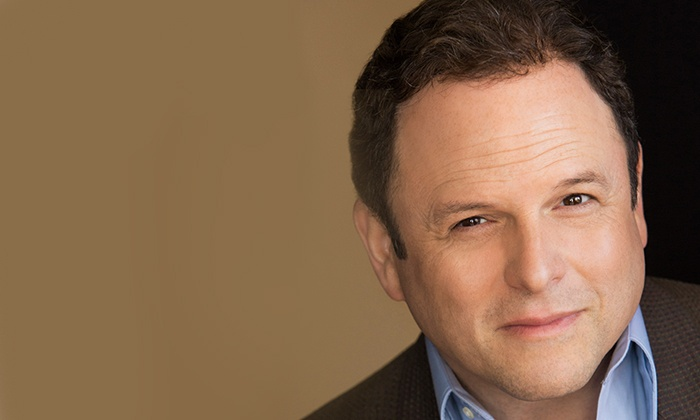 """""""An Evening with Jason Alexander and His Hair"""" - Improv Showroom at Harrah's Las Vegas: """"An Evening with Jason Alexander and His Hair"""" at Harrah's Las Vegas on April 18–May 4 (Up to 50% Value)"""