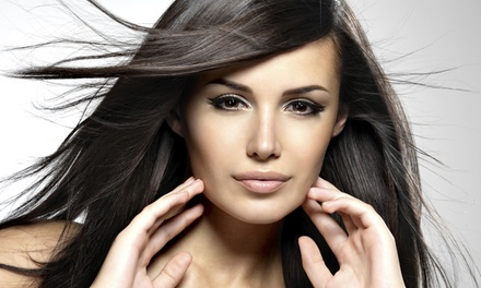 Haircut and Conditioner with Optional Partial or Single-Process Color (Up to 50% Off)