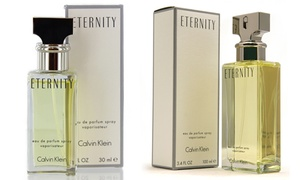 Calvin Klein Eternity Women's Eau de Parfum (1 or 3.4 Fl. Oz.)
