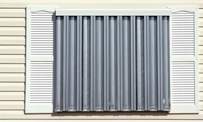O'Donnell Contracting Storm Protection  - Port St. Lucie: Hurricane Shutter Inspection or Installation from O'Donnell Contracting Storm Protection (Up to 51% Off)