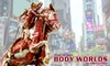 """""""Body Worlds"""" – Up to 42% Off Exhibit"""