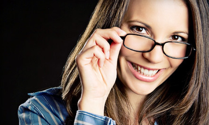 Boss Optical - Armour Square: $39 for a Complete Eye Exam with $200 Toward Prescription Glasses or Sunglasses at Boss Optical ($235 Value)