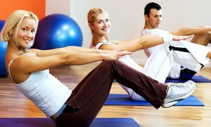Pilates of Central Arkansas: 5 Mat Classes, or 10 Mat Classes with 1 Complimentary Equipment Class at Pilates of Central Arkansas (Up to 62% Off)