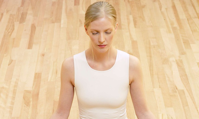 Type A Yoga - Type A Yoga: Membership with Yoga Classes at Type A Yoga (Up to 59% Off). Three Options Available