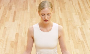 Type A Yoga: Membership with Yoga Classes at Type A Yoga (Up to 59% Off). Three Options Available