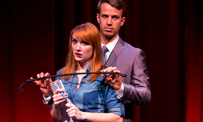 """""""Spank! The Fifty Shades Parody"""" - F. M. Kirby Center: """"Spank! The Fifty Shades Parody"""" at F.M. Kirby Center on Friday, March 6, at 7:30 p.m. (Up to 34% Off)"""