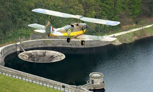 Blue Eye Aviation Club: WWII Aircraft Flight Experience from £89 with Blue Eye Aviation Club (Up to 55% Off)