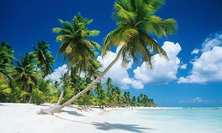 Caribe: 7 noches para 1 en camarote doble con todo incluido y vuelo I/V con Cruceros Pullmantur