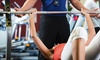 50% Off Four Personal Training Sessions