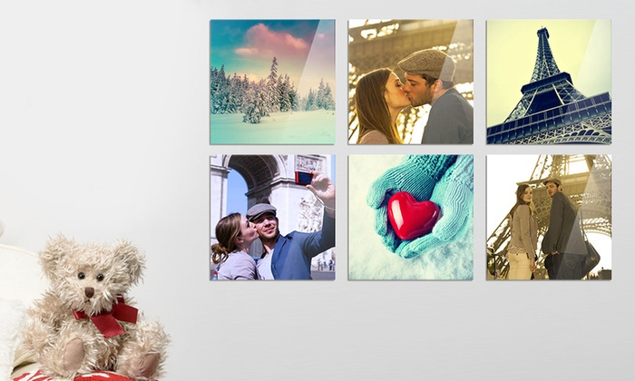 Printerpix: Personalized Metal Prints from $5 by Printerpix (Up to 92% Off)