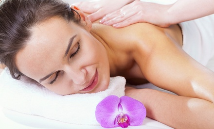 55-Minute Massage at Elements Massage (Up to 51% Off)
