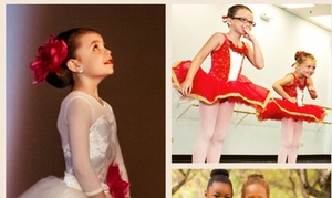 Dream Academy of Dance: Up to 65% Off Dance Classes at Dream Academy of Dance