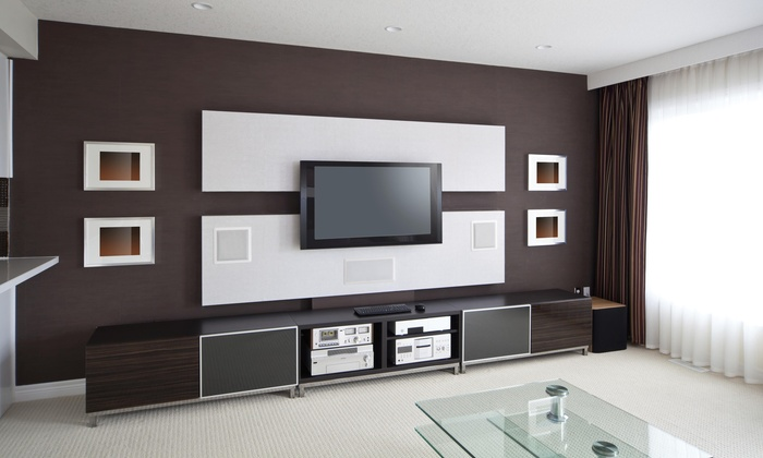 Tv Doctor - San Antonio: Flat-Screen TV Mounting from TV Doctor (52% Off)