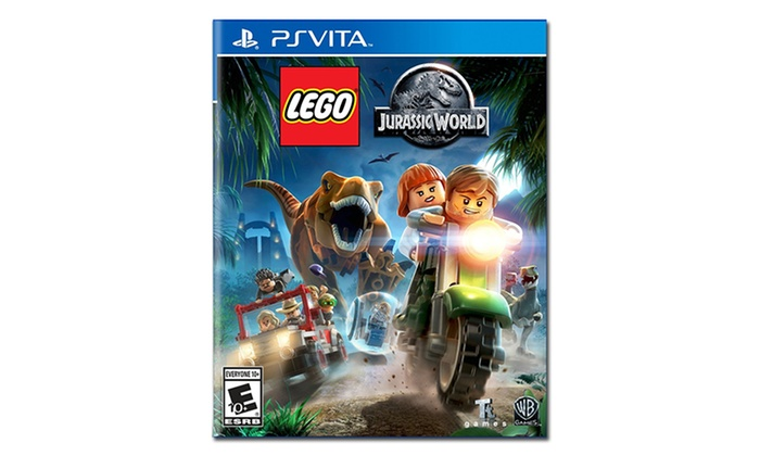 Up To 68% Off on LEGO Jurassic World | Groupon Goods