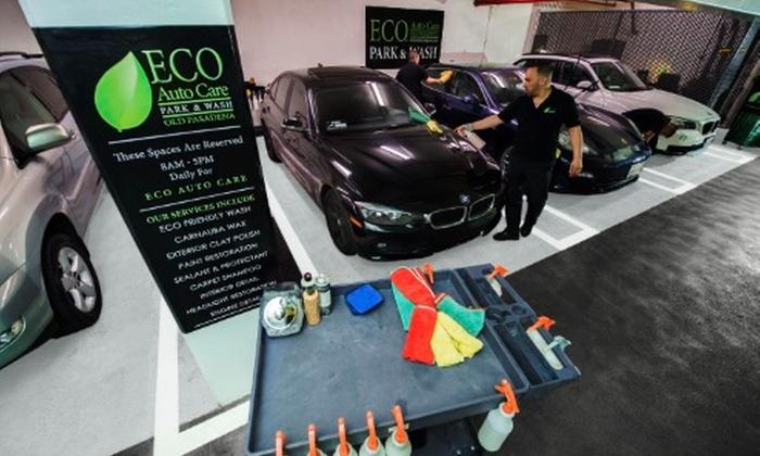 Eco Auto Care From 27 Pasadena Ca Groupon