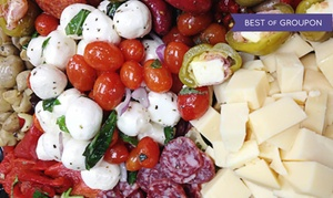 Dolce & Clemente's: $25 for $40 Worth of Italian Market Cuisine at Dolce & Clemente's