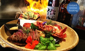Teppan Dining Bowz: Teppanyaki Lunch Banquet for Two ($25), Three ($37) or Four People ($49) at Teppan Dining Bowz (Up to $100 Value)